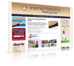 INTERNET MARKETING TRAINING CLUB