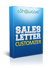 SALES LETTER CUSTOMIZER